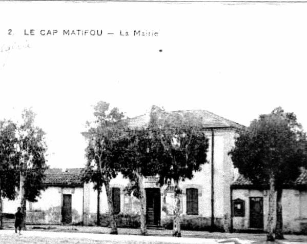 Première mairie
