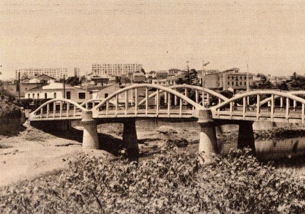 Le pont de l'oued el Harrach et Fort de l'Eau