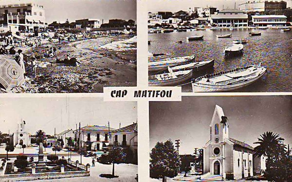 Le Cap en 1900 et celui des années cinquante
