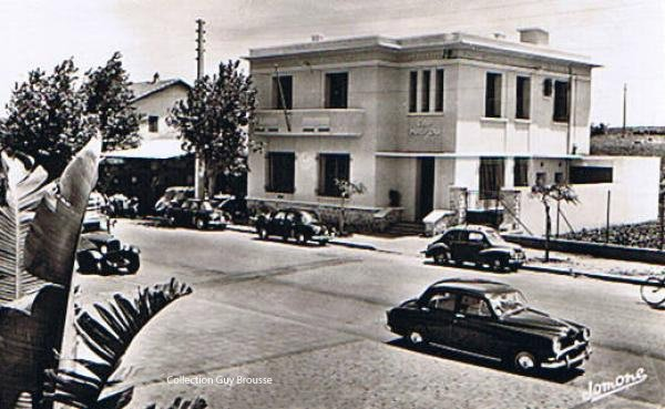 La mairie du Cap