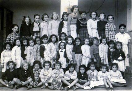 Toujours dans les années cinquante