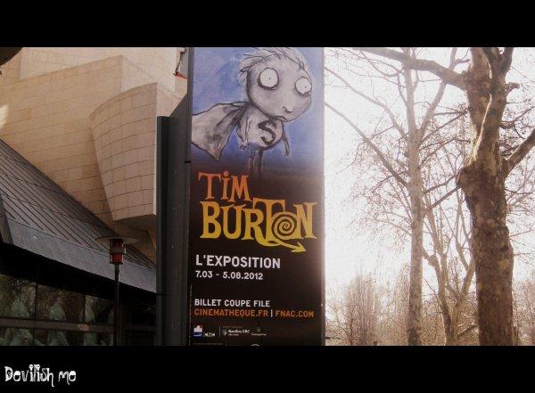 Exposition Tim Burton - Le compte rendu