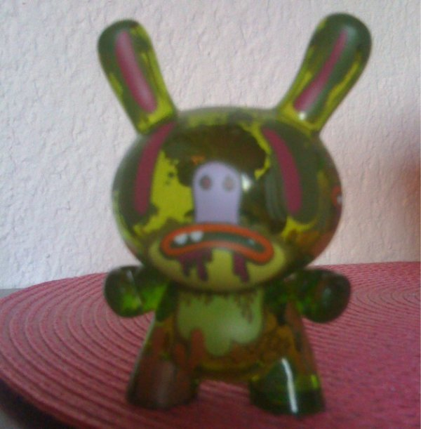 collection dunny de Kidrobot