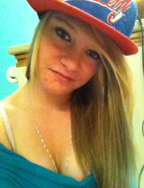 Esti que mes cheveux blond me manque !