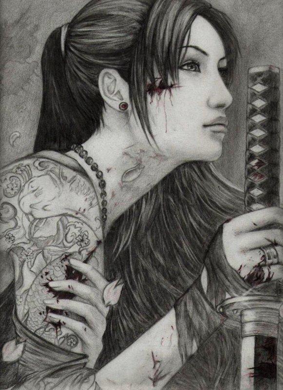 Mon dessin 2011!!
