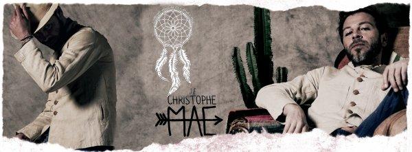 Le Skyblog consacré a Christophe Maé