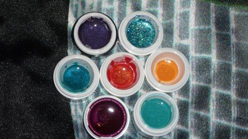 Voici toutes mes couleurs