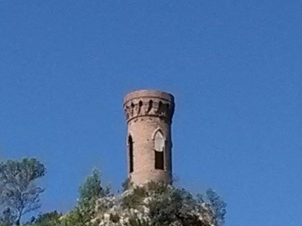 La tour de Guisquet à Saint Ambroix
