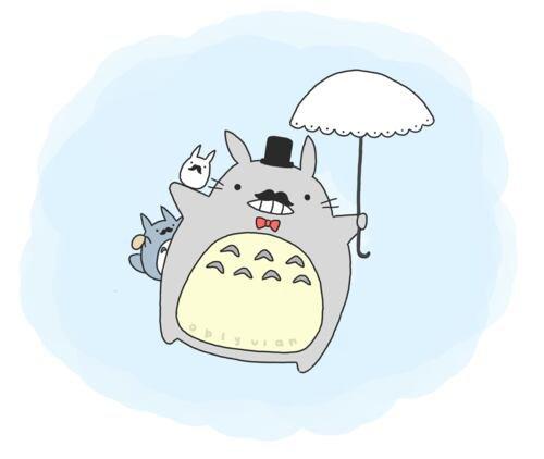 La famille Totoro