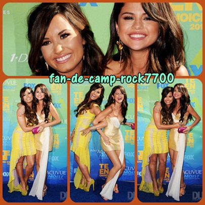 7 août 2011 - Demi Au Teen Choice Awards 2011