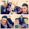 .   Voici quelques photos du compte personnel instagram de Baptiste datant de cette semaine. .