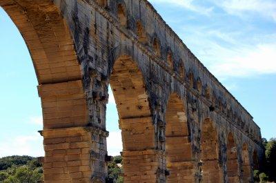 Le pont du Gard 2