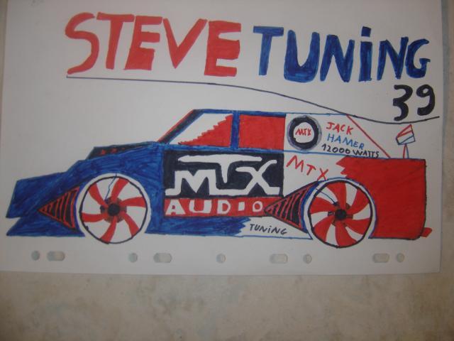 voiture de stevetuning39