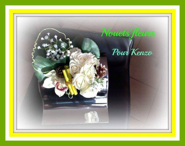 quelques montages pour toi Kenzo chéri  de ... Noelle .....Claudine ....Jessica .....nouets
