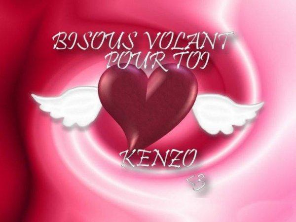 montages pour Kenzo .... de la part Noelle  Nancy Valerie
