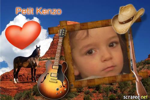 petit Kenzo par Noelle