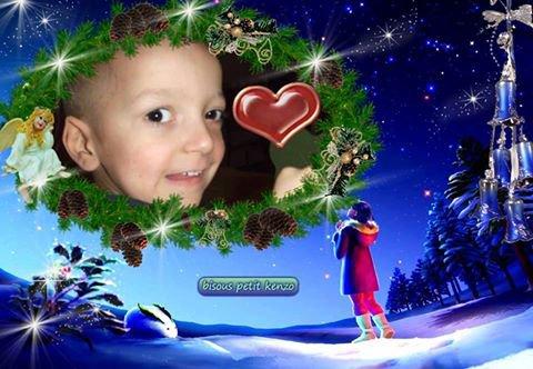 jolis montages de Noëlle pour toi Kenzo