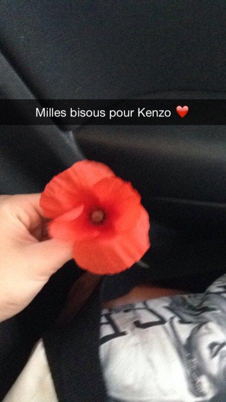 Kenzo 9 ans sans toi