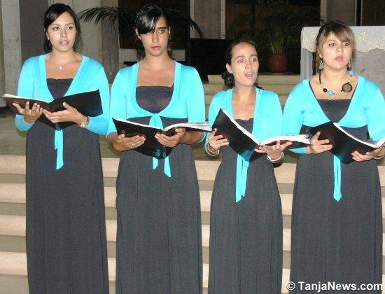 Chorale Alboughaz