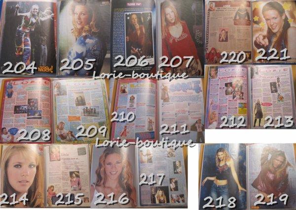 Nouvelle vente lorie/ Presse page 3  /  0.15 CENTIMES L'UNITE