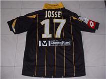 MAILLOT PREPARE POUR MAXIME JOSSE A MARSEILLE SAISON 2010 2011