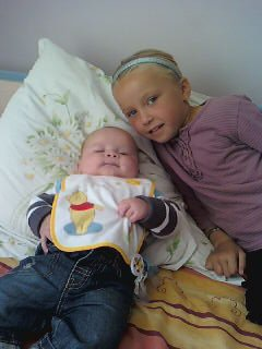 johanna et mon fils lidiano