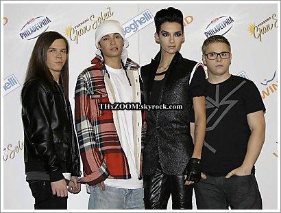 tt.com  Tokio hotel travaille sur un nouvel album.  _________________(Traduction par Marie Binamé pour Tokio Hotel : Le journal des fans).