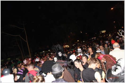 31.10.11 - West Hollywood Halloween Carnaval (Los Angeles, USA)