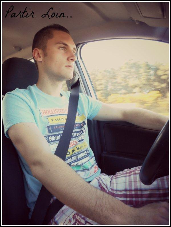 Sur la route des vacances :D♥ *.*