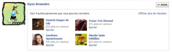 ~ Facebook + Musique ~