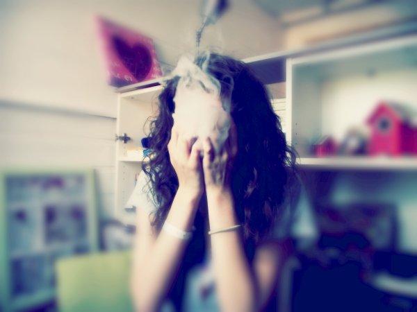 y'a que l'tabac et les sentiments qui partent en fumée.