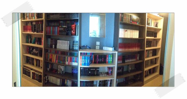 Ma bibliothéque