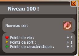 Enfin les 100 !