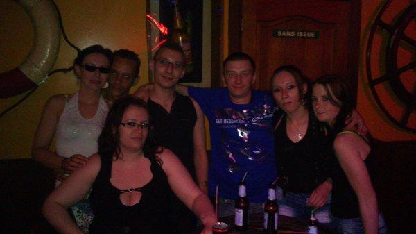 moi et ma famille en soiree