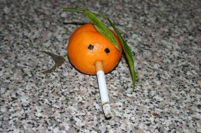Fume, car tu sais pas qui te fumera. :3