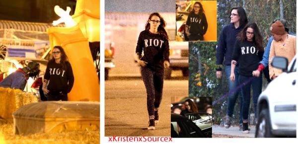 Kristen Stewart (23/10/2013)