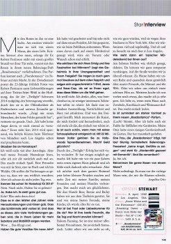 Magazine  Allemand 'InStyle' ...