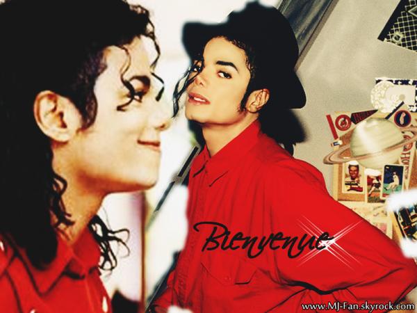 Bienvenue chez Michael Jackson !