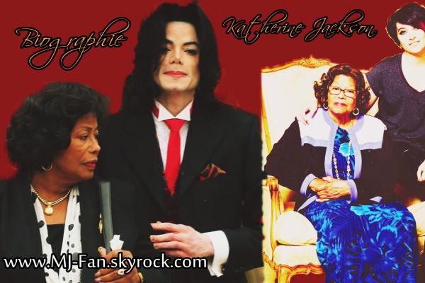 Biographie Katherine Jackson