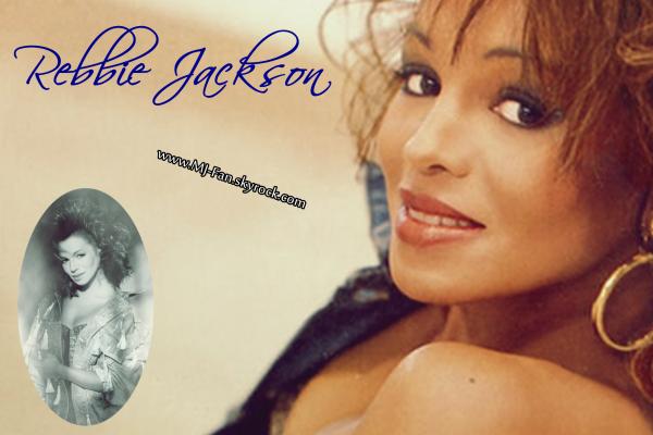 Biographie Rebbie Jackson