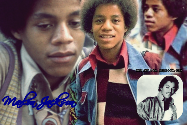 Biographie Marlon Jackson