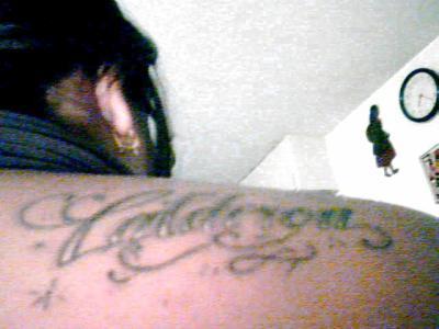 Mi Tatouage !!