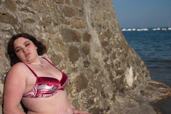 shooting photo a la plage de ste anne