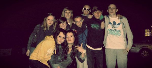 Les amis, une deuxième famille ! ♥♥