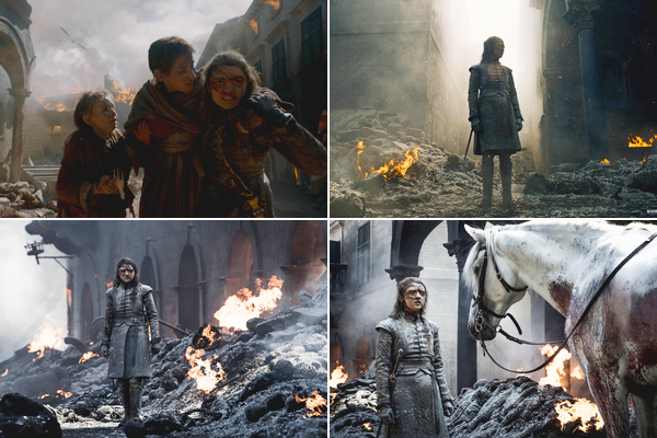 GAME OF THRONES ─ SEASON 8 EPISODE 5 (2019)