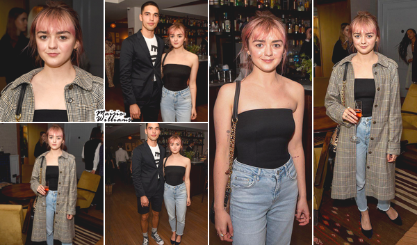 13/09/19 ─ SELBY'S x CONTACT AGENCY DINNER