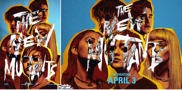 25/01/20 ─ THE NEW MUTANTS POSTER
