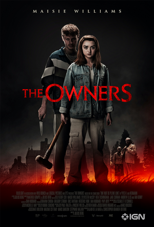 THE OWNERS POSTER AND TRAILER