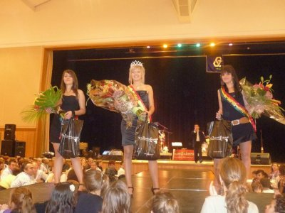 ELECTION MISS PORTUGAL CENTRE 2010-2011