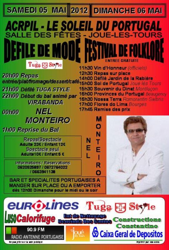 8ème FESTIVAL DE FOLKLORE / 8° FESTIVAL DE FOLKLORE